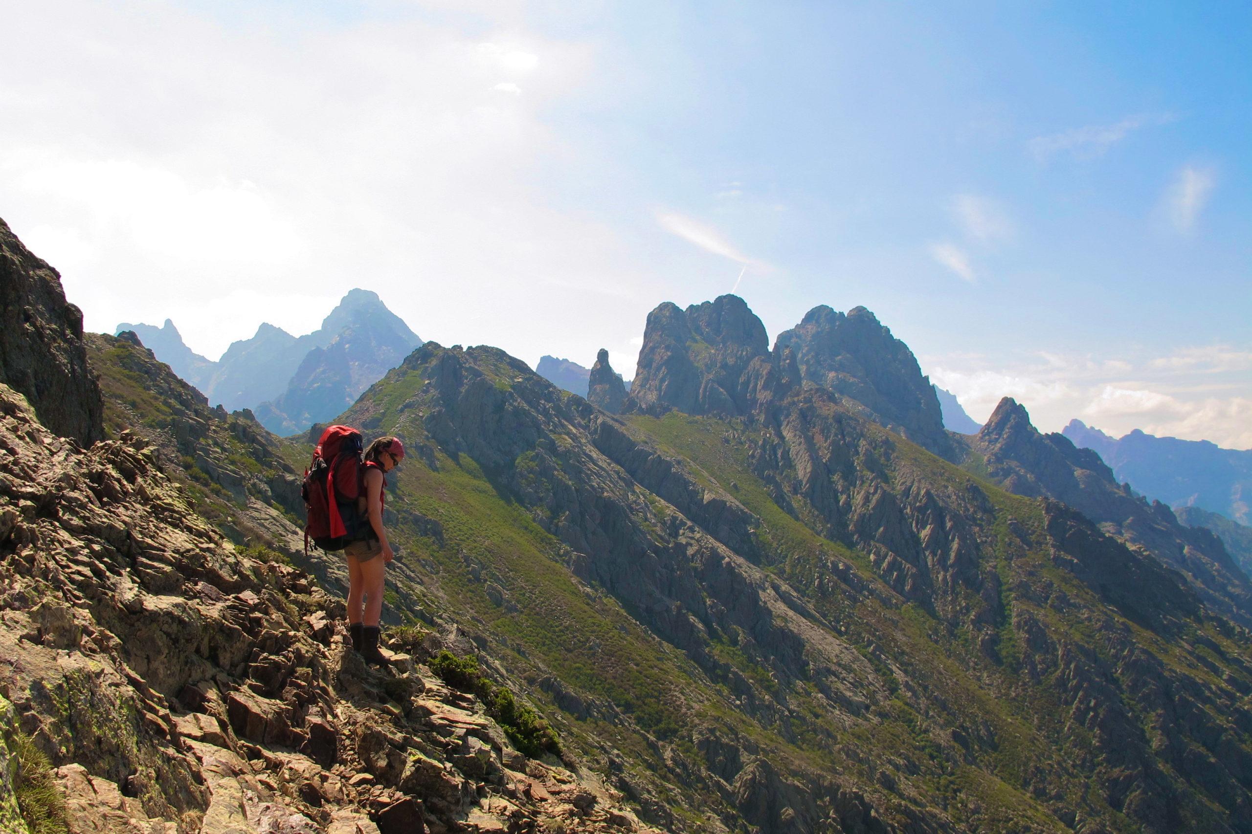 UTEMAGASINET: «Korsika på langs»