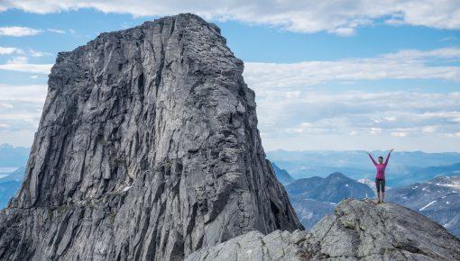 Stetind (Halls fortopp) 1314 moh